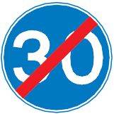 minimum speed limit ends