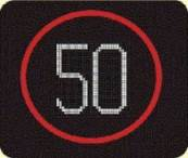 mandatory speed limit