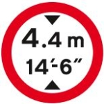 height-clearance-sign