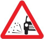 loose-chippings-ahead-warning-sign