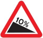 steep-hill-downwards-warning-sign