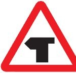 t-junction-warning-sign