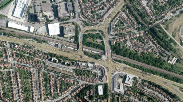 A40-A406-hanger-lane-worst-junction