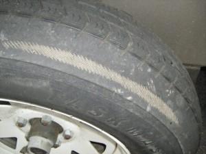 under-inflation-tyre-wear