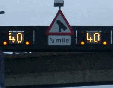 gantry speed limit