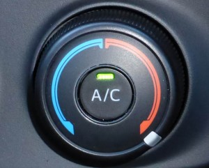 Air conditioning temperature control