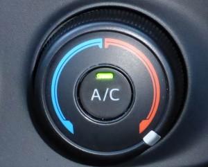 Air conditioning temperature control