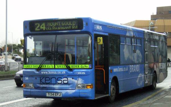bus plymouth