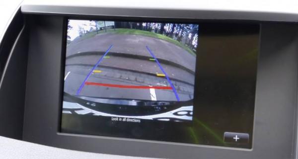Renault Koleos 2014 reversing camera