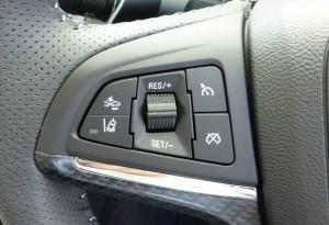 Holden Commodore SSV 2014 cruise control