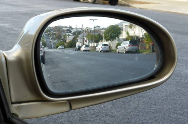 How To Adjust Car Mirrors For Parking