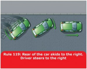 highway-code-rule-119