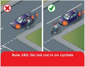 highway-code-rule-182-cut-cyclists