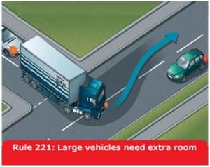 highway-code-rule-221-large-vehicles