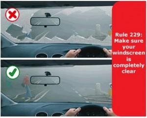 highway-code-rule-229-windscreen