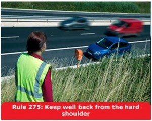 highway-code-rule-275-hard-shoulder