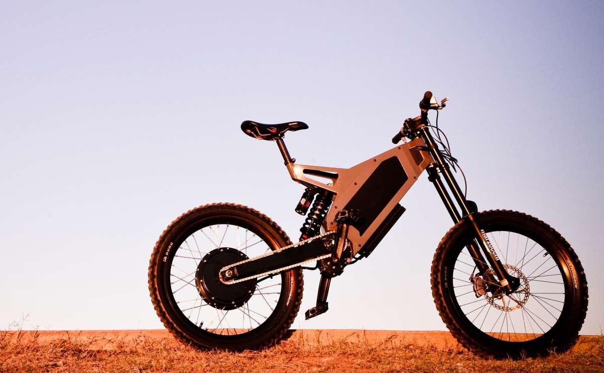 stealth powered mountainbike