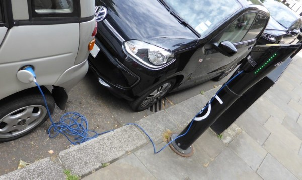 electric charging station 4