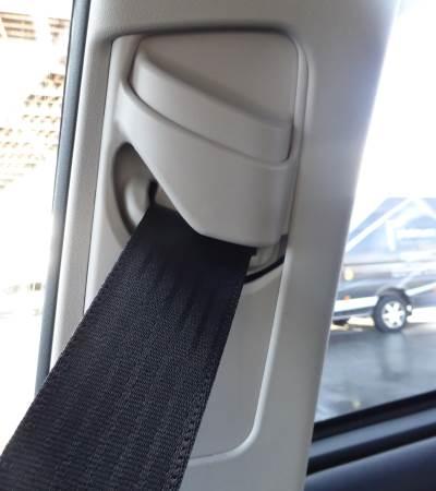 seatbelt height adjuster