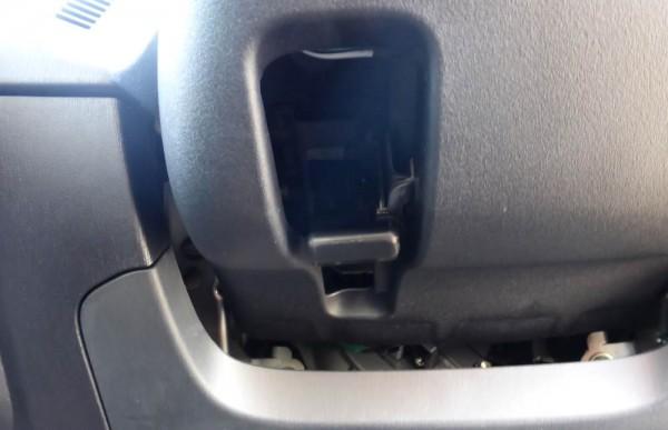 steering wheel adjustment