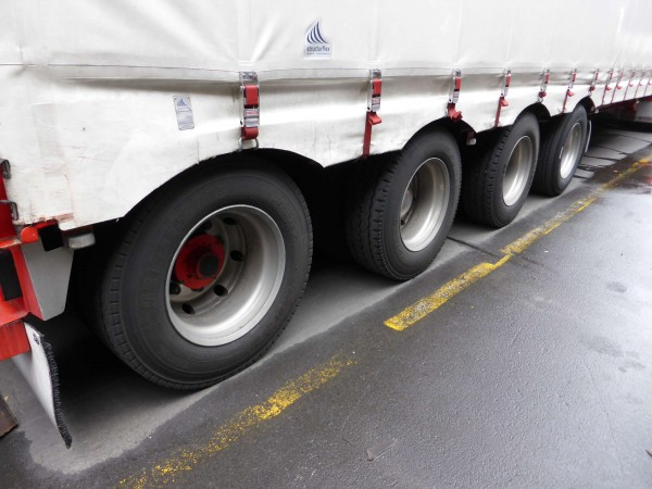 Types Of Tractor Trailers : Type of lorries and their loads