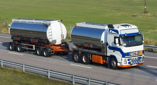 Type Of Lorries And Their Loads
