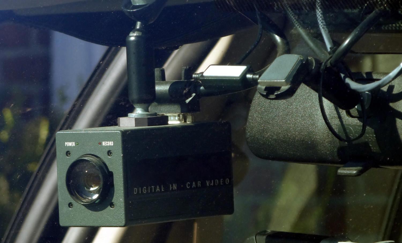 in-car video camera